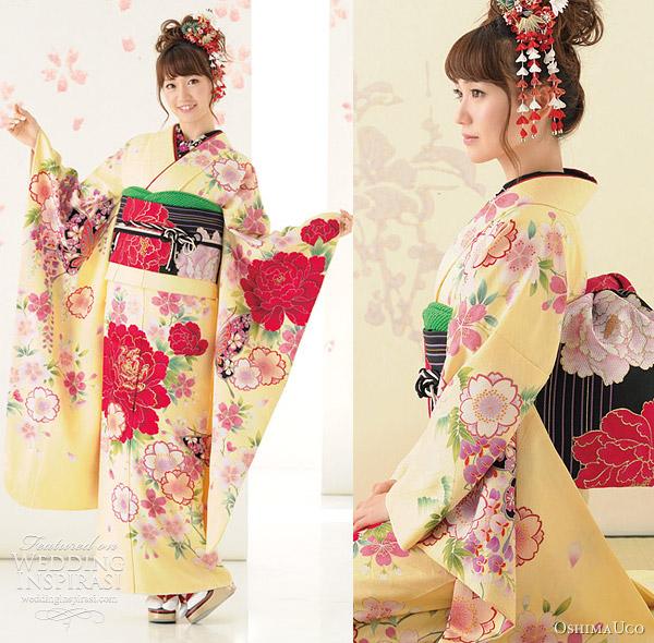 OshimaUco Kimono By Oshima Yuko