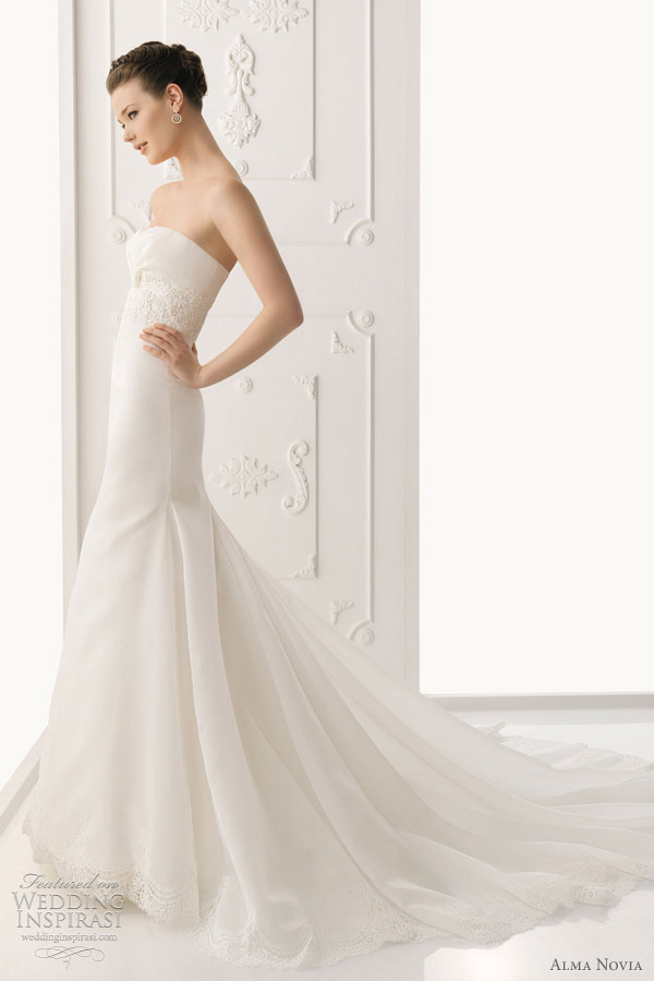 alma novia 2012 wedding dresses - Salsa