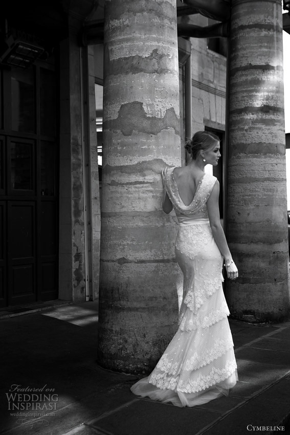 cybeline paris wedding dresses 2012 - fatima gown