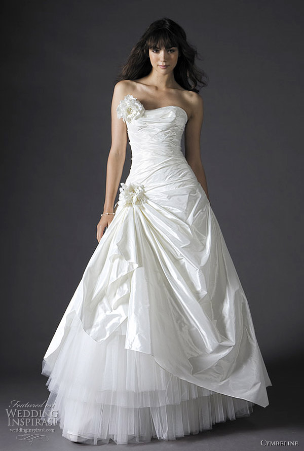 cymbeline 2012 wedding dresses fleurette