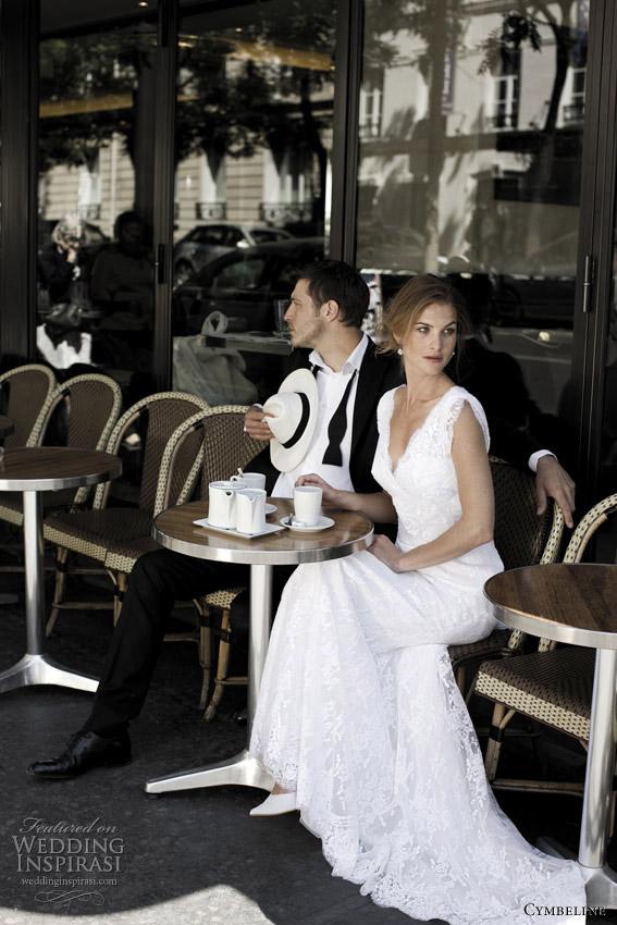 cymbeline paris 2012 - Fado wedding dress
