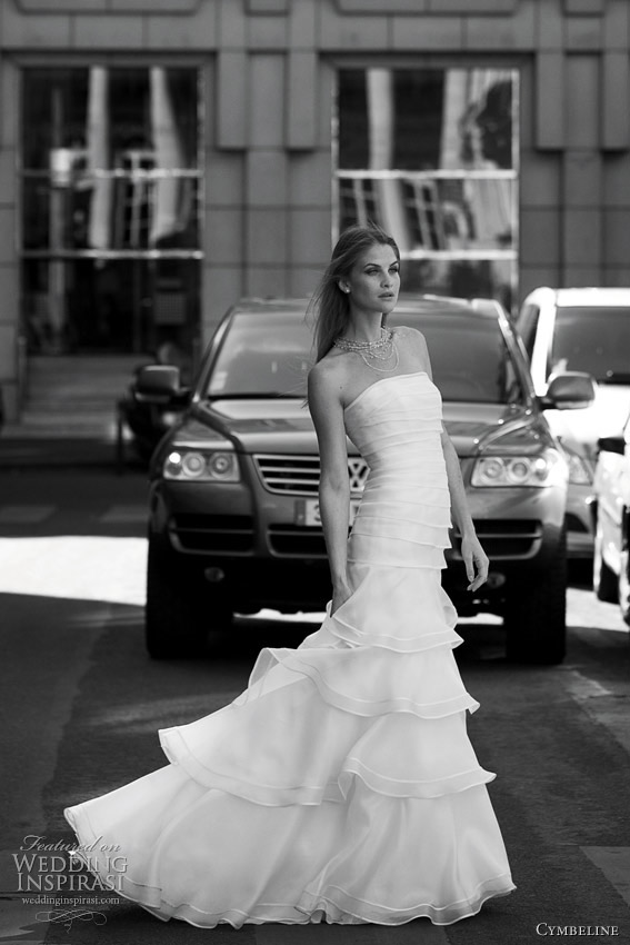 cymbeline wedding dress 2012 - Fael bridal gown