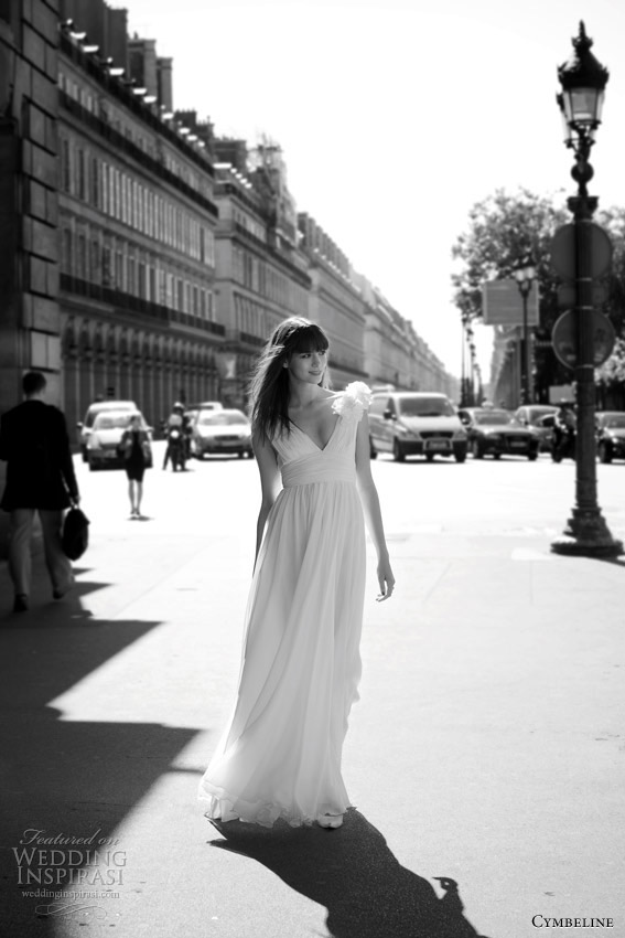 cymbeline wedding dresses 2012 - Freesia bridal gown
