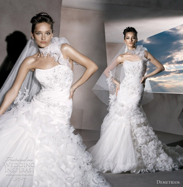 Demetrios Wedding Dresses : Demetrios wedding dresses inspirasi