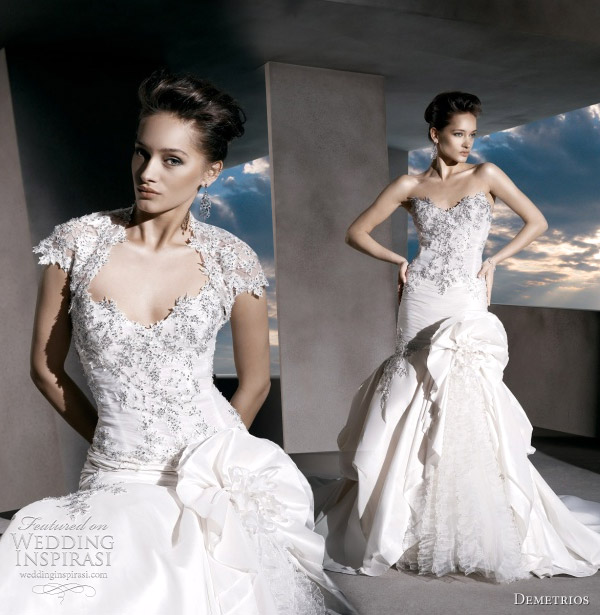 prices for demetrios wedding dresses