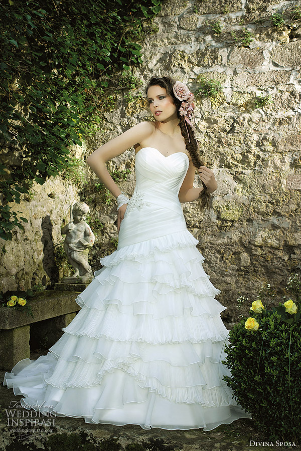 divina sposa 2012 wedding dresses
