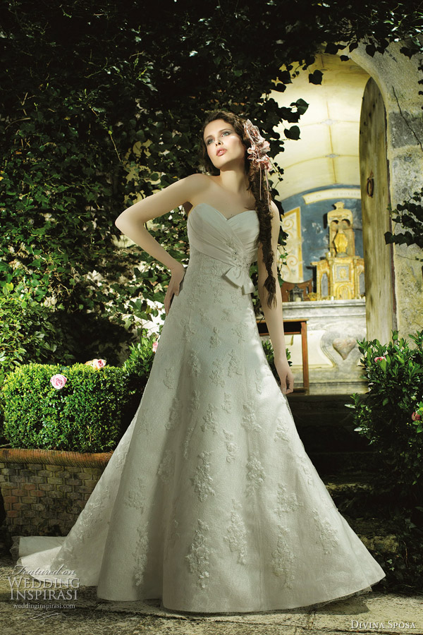 divina sposa wedding dress