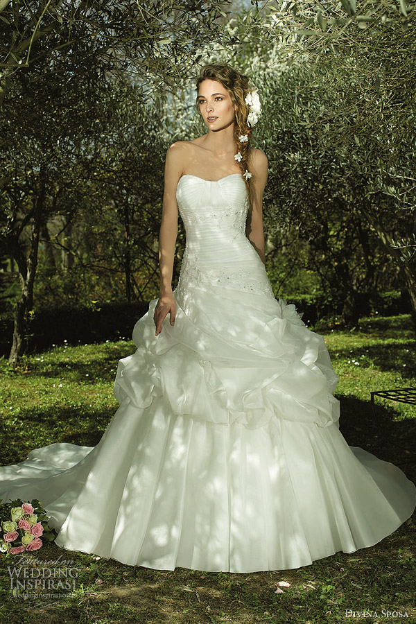 divina sposa wedding dresses 2012