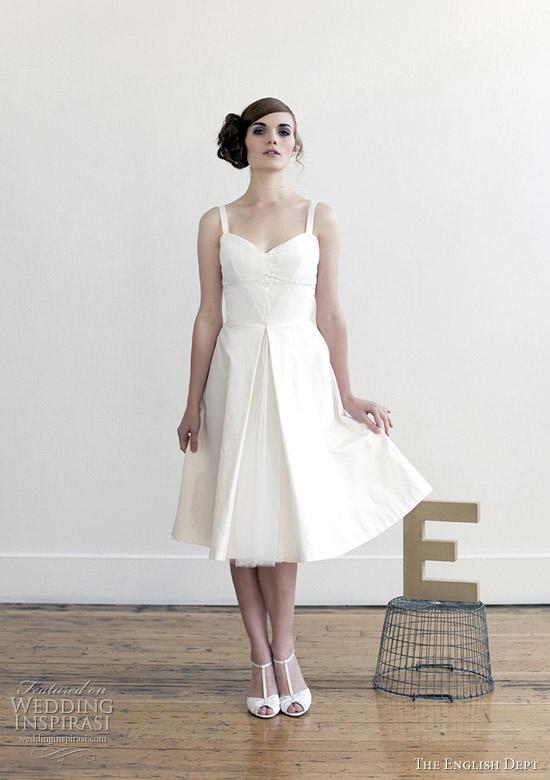 elizabeth dye 2012 - Cristobal wedding dress