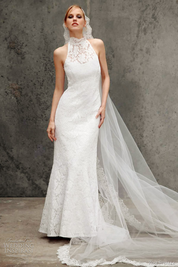 Rosi Strella 2012 Wedding Dresses | Wedding Inspirasi