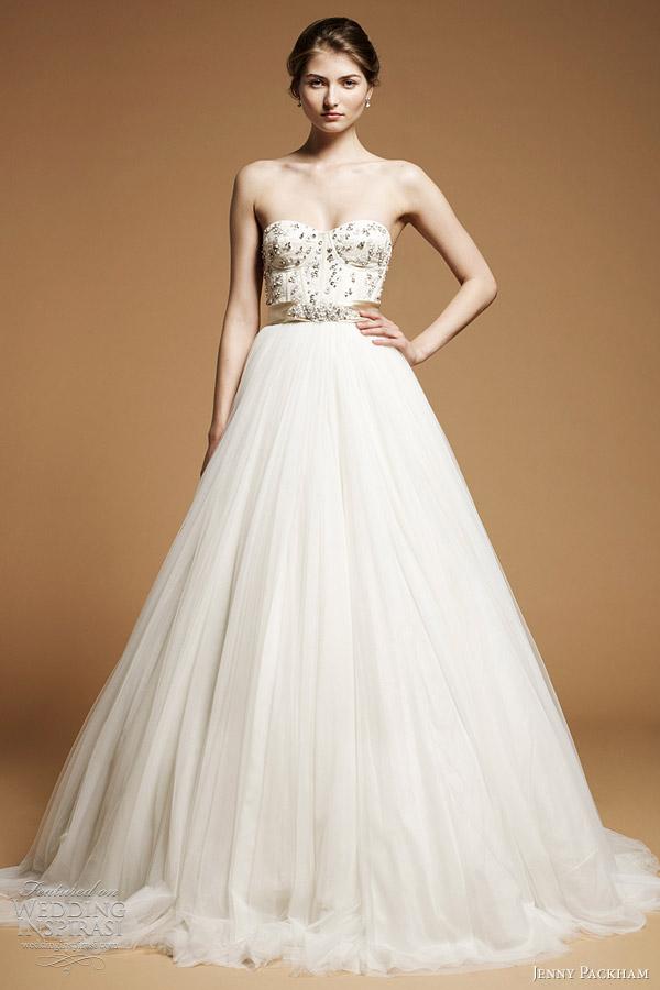 aafcd5237327e Jenny Packham Bridal 2012 Wedding Dresses | Wedding Inspirasi