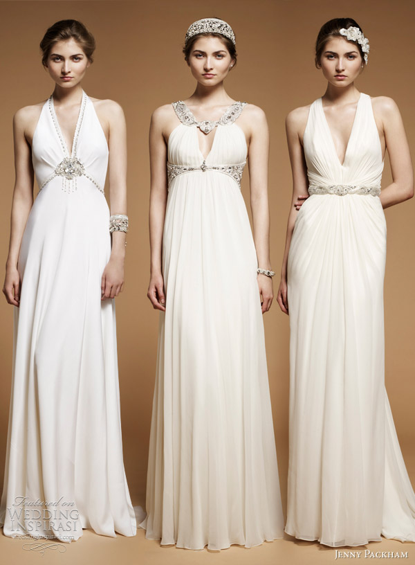 jenny packham 2012 bridal - Lilac, Lotus, Anise wedding dresses