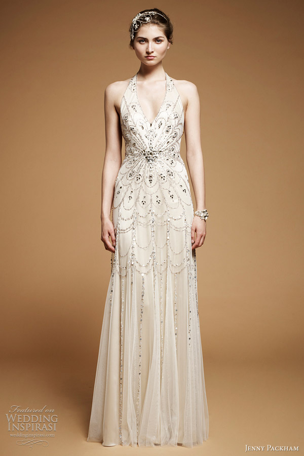 jenny packham wedding dresses 2012 luna