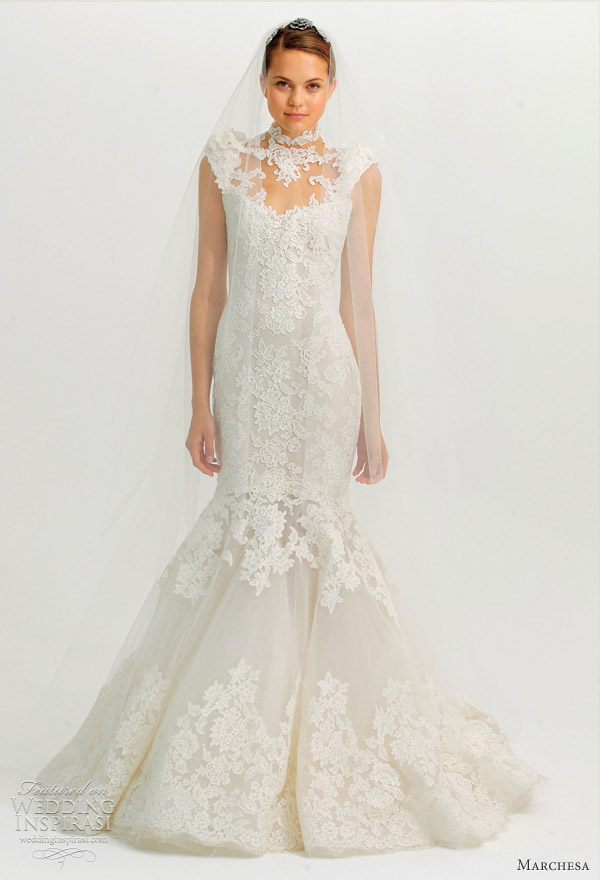 marchesa bridal gown prices