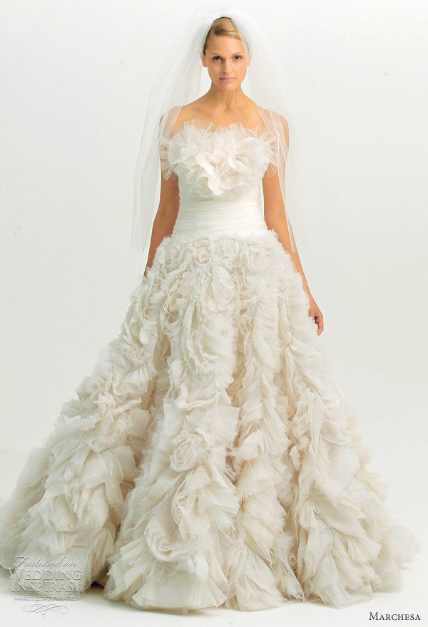 a8db5a7f Marchesa Fall 2012 Wedding Dresses. marchesa fall 2012