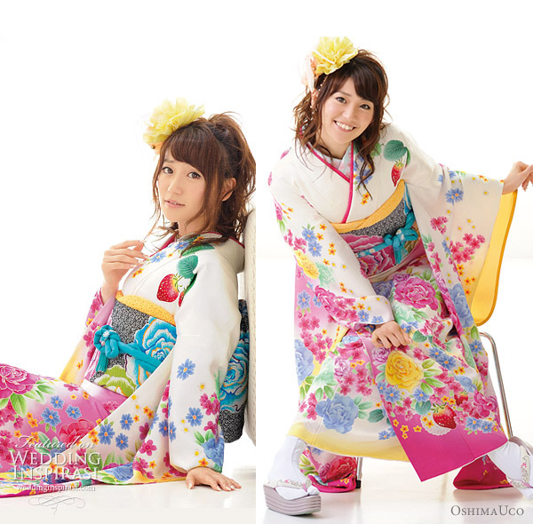 Proyecto Integrado 2012 Virgen de la Esperanza: El kimono