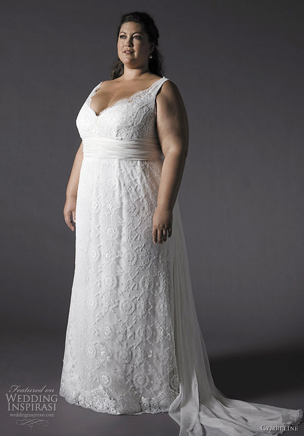 plus size wedding dresses 2012 cymbeline - Frivole