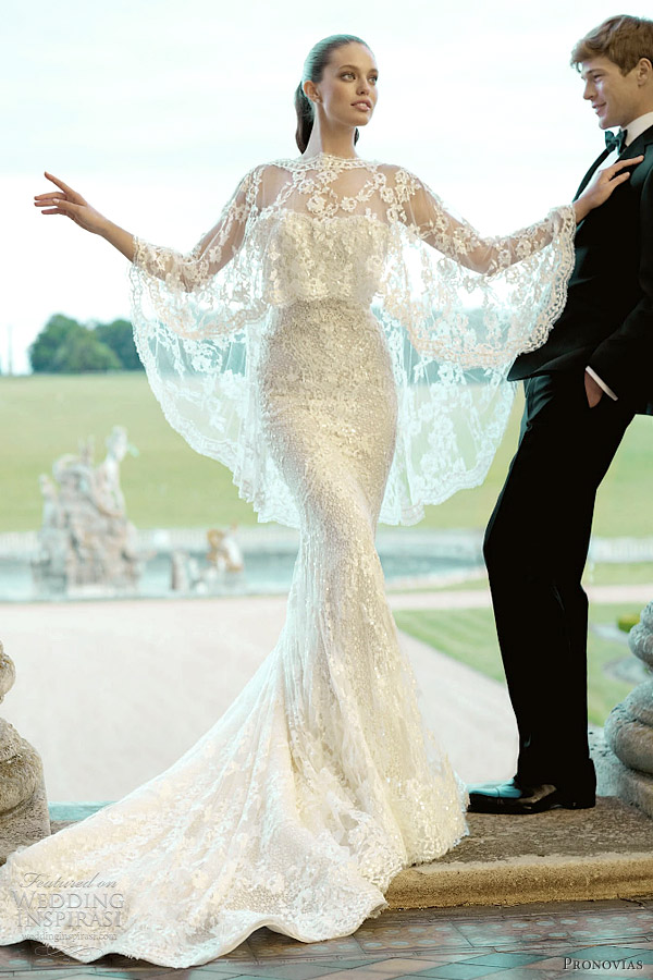 pronovias 2012 wedding dress - erika