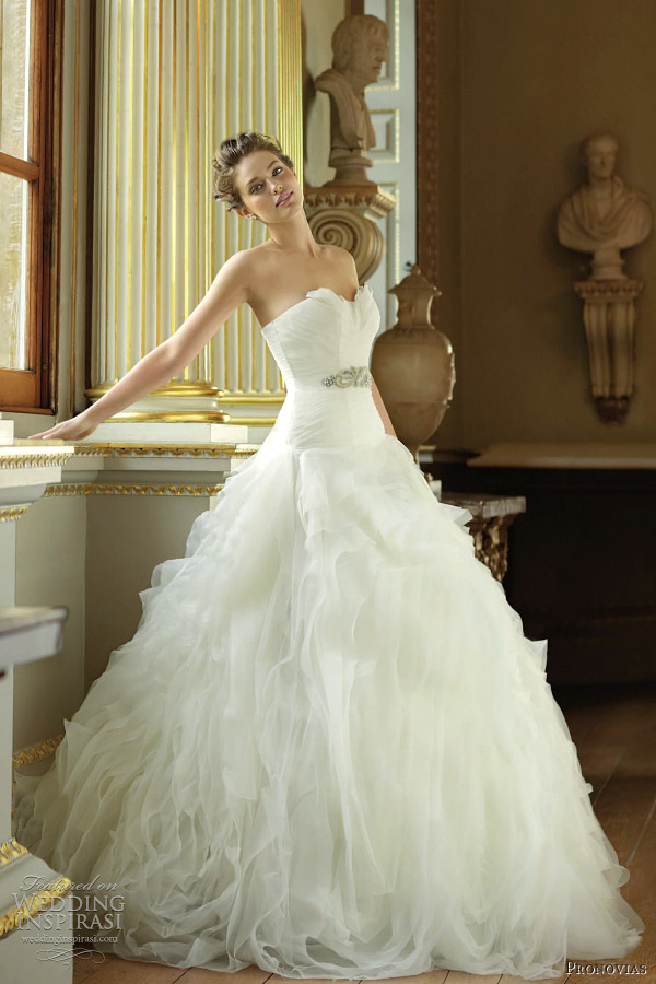 pronovias benicarlo 2012 wedding dress