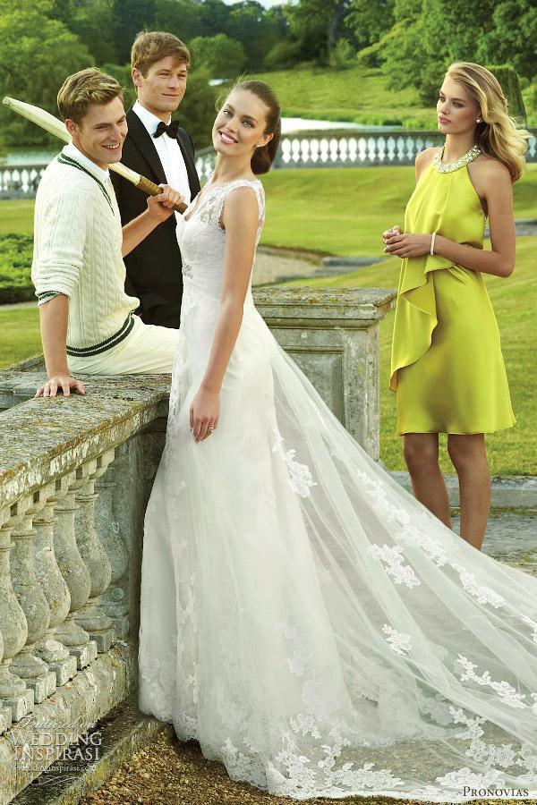 pronovias bridal 2012 bering