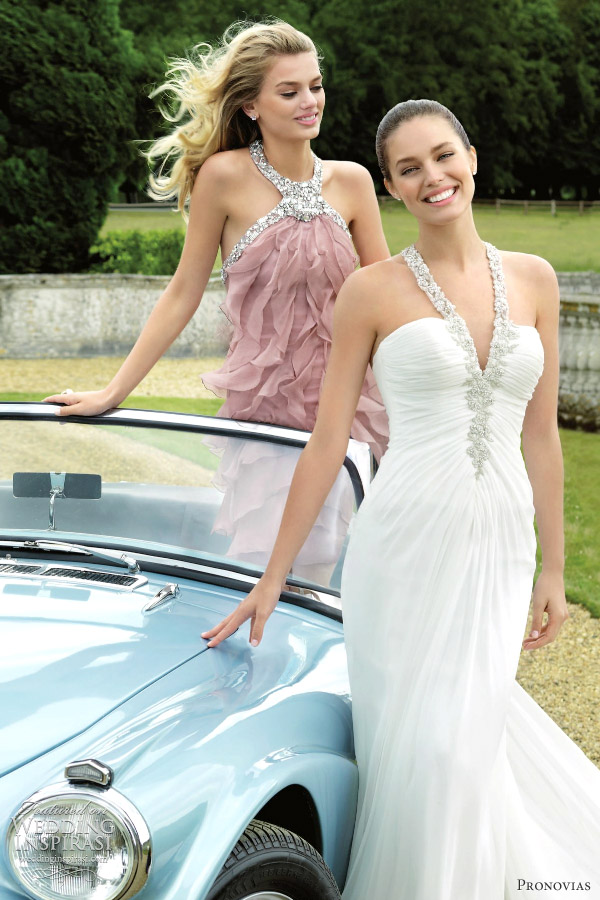pronovias bridal 2012 collection pelicano