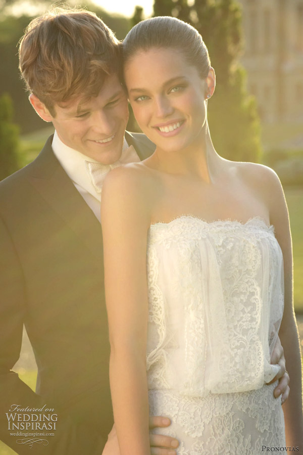 pronovias bridal 2012 - Edecan wedding dress