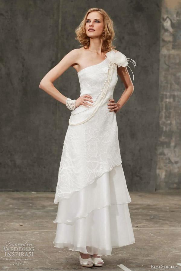 rosi strella 2012 wedding dresses - Negresco