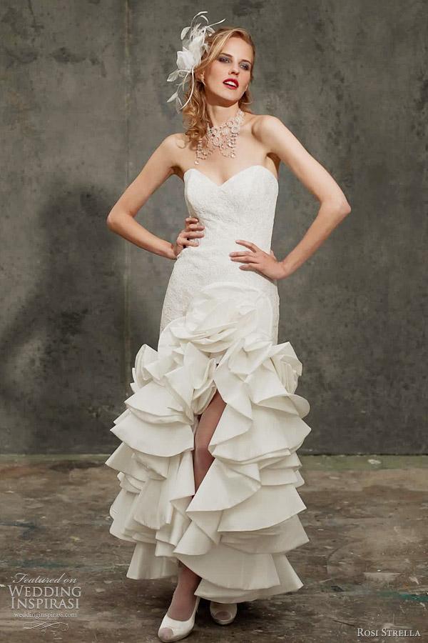 rosi strella robe de mariee 2012 - Carlton