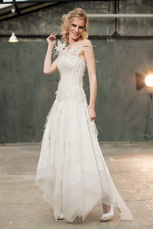 Rosi Strella 2012 Wedding Dresses Wedding Inspirasi