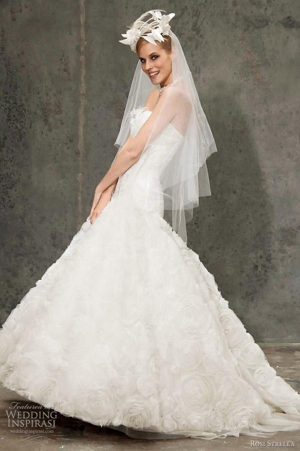 rosi strella 2012 - ritz wedding dress