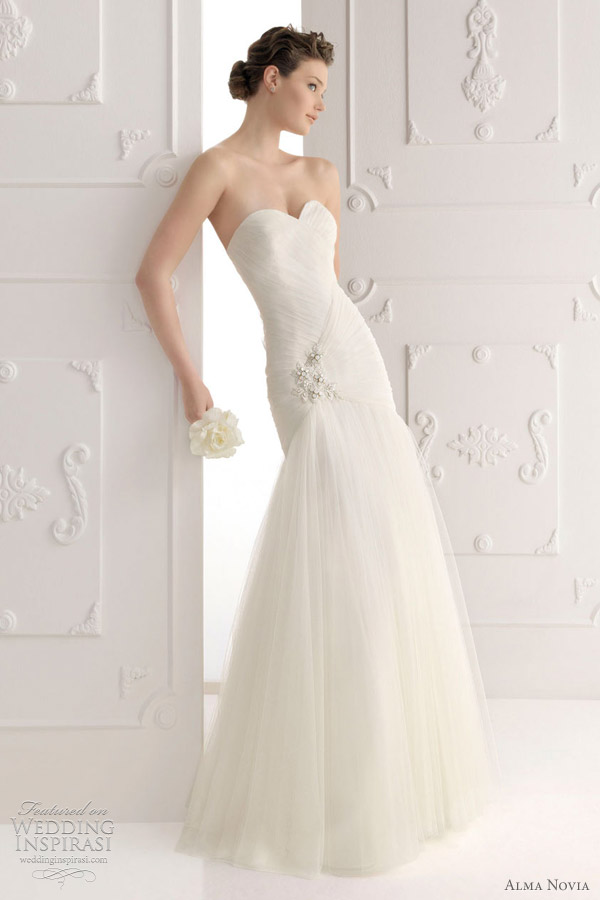 siena wedding dress alma novia - Siena wedding dress