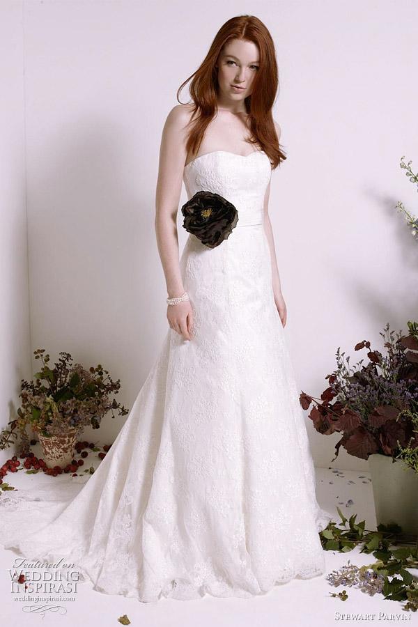 stewart parvin wedding dresses 2012