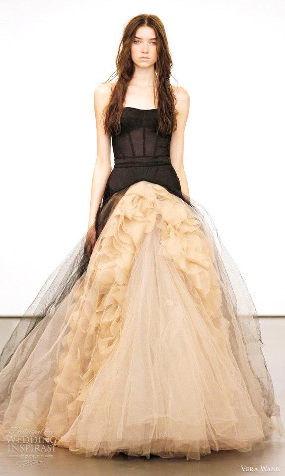 Vera Wang Fall 2012 Wedding Dresses Wedding Inspirasi