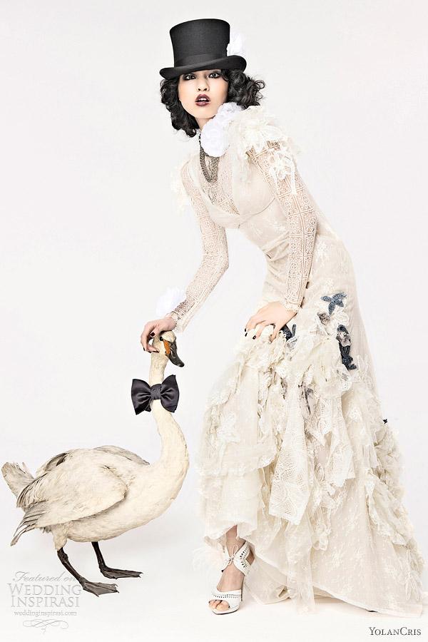 yolan cris wedding dresses 2012 - Orlando