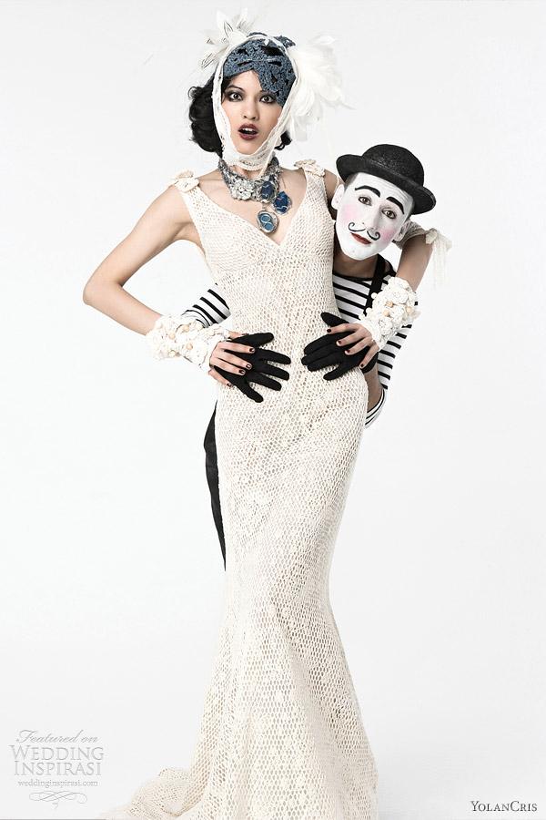 Wedding Dresses Chicago Harlem : Yolancris wedding dresses lumi?re bridal collection