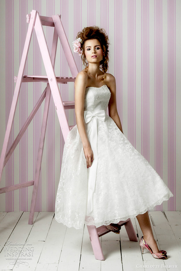 charlotte balbier wedding dresses 2012 candy kisses