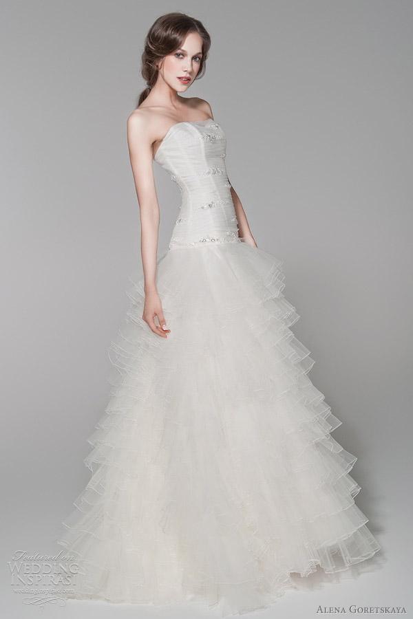 alena goretskaya wedding dresses