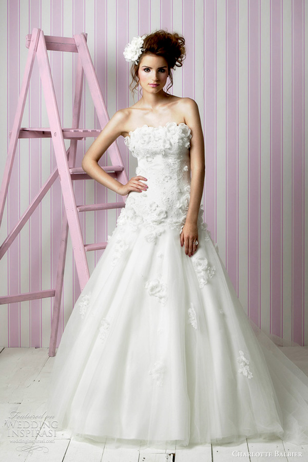 Charlotte balbier wedding dresses 2012 candy kisses for Wedding dresses charlotte nc