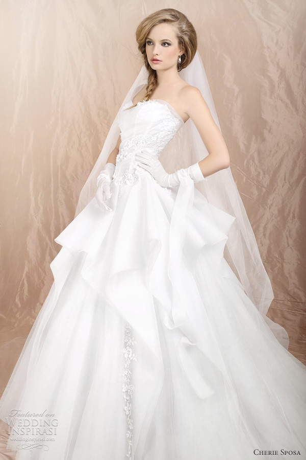 Cherie Sposa Wedding Dresses 2012 Wedding Inspirasi