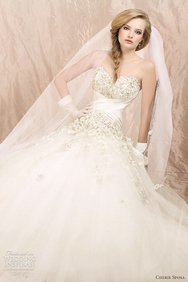 cherie sposa wedding gowns 2012