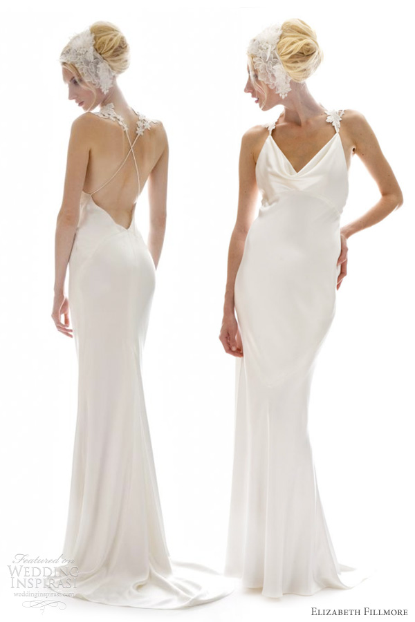 elizabeth fillmore kara wedding dress 2012