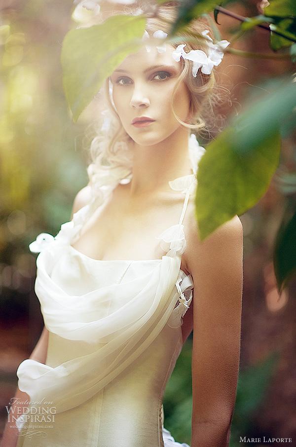marie laporte beautiful wedding dresses 2012