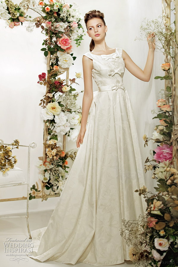 papilio 2012 wedding dresses