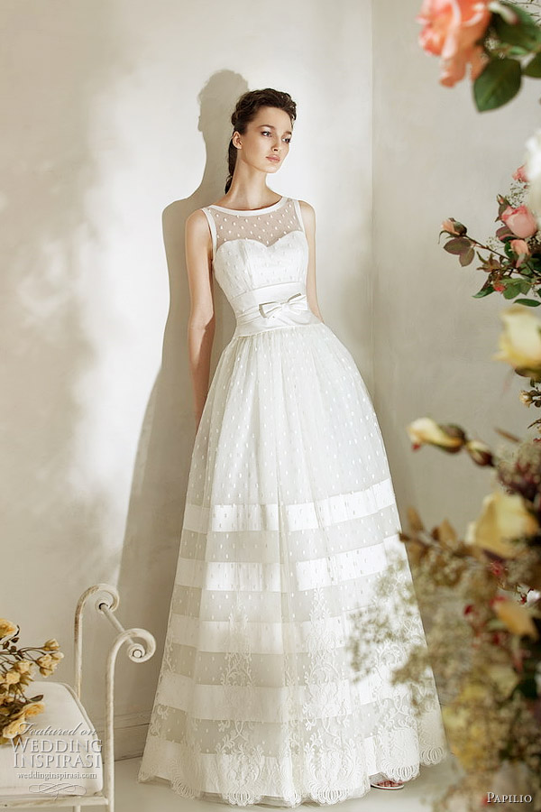 Papilio Wedding Dresses 2012 Wedding Inspirasi