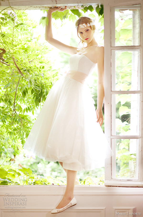 short wedding dresses 2012