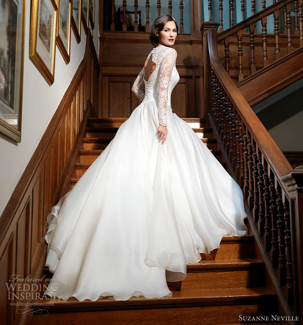 suzanne neville bridal 2012 leading lady wedding dress