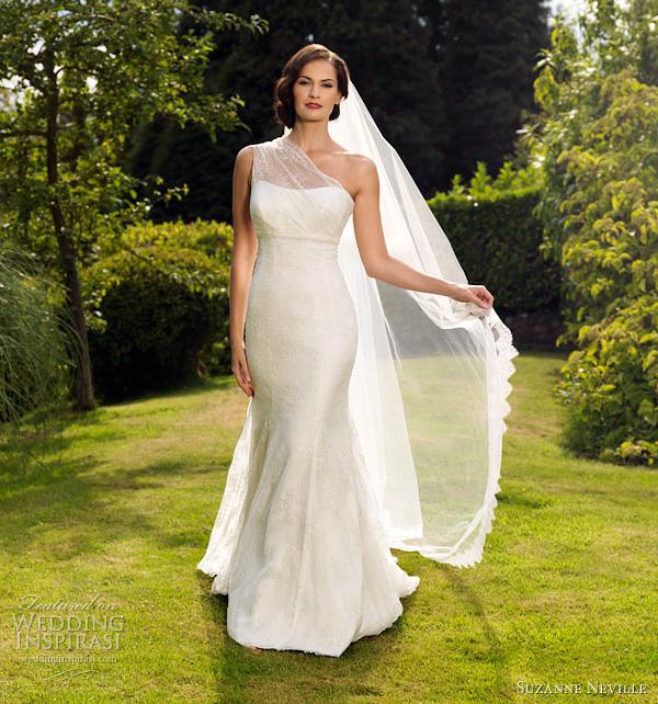 suzanne neville wedding dresses 2012 - aphrodite