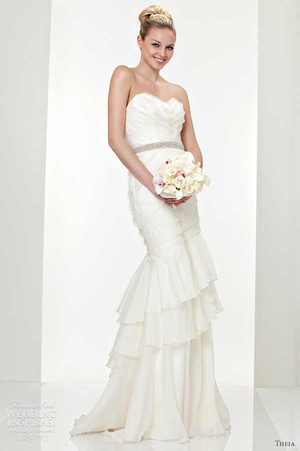 theia couture wedding dresses fall 2011