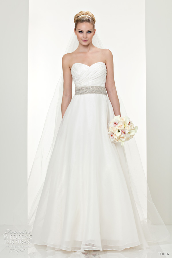 theia wedding dresses fall 2011