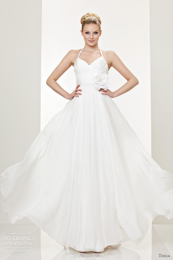 theia wedding dresses fall winter 2011